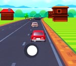Онлайн игра Road Crash.