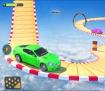 Онлайн игра Mega Ramp Car Racing Stunts GT 2020.