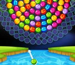 Онлайн игра Bubble Shooter Wheel.