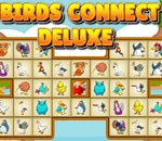 Онлайн игра Birds Connect Deluxe.
